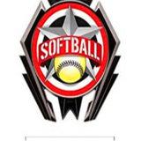 Impresso Medalha Softball artesanais de metal para promoção de promoções da caixa de apresentação
