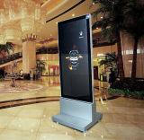 A publicidade móvel Lightbox exibe a caixa de luz LED Suporte Gratuito