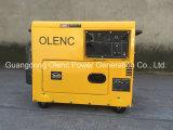 Tipo silenzioso usato casa generatore del diesel di 8kw