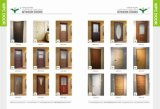 Modificar la puerta clásica de la puerta para requisitos particulares WPC del proyecto