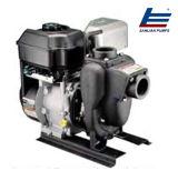 Pompe auto-amorçante avec moteur à gaz