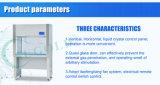 Cabinet de débit laminaire de classe double à double personne