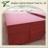 Fábrica directa de 12 mm de álamo rojo WBP Pegamento Construcción Concreto Contrachapado