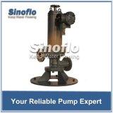 Pompe à moteur en boîte parjoint de circulation d'eau chaude de TEIKOKU