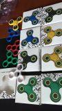 Venta caliente 2017 el foco más popular de la vuelta del hilandero de la persona agitada de la tensión del desbloquear de los juguetes de la persona agitada para el adulto o la mano Spinner-Spinner01 de los cabritos