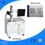 Máquina de sinterização de laser de metal com marcação a laser de fibra para indústria