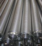 Edelstahl-flexibler gewölbter Metalschlauch