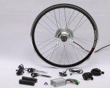 Kit elettrico posteriore della bicicletta della rotella del motore del mozzo innestato 250With350W 36V da vendere