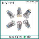 Cer-Qualität elektrischer Druckknopf Wechselstrom-Gleichstrom-24V