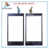 Bmobile Ax675 121063b2-R Y09957f8-Rのガラス計数化装置の部品のための移動式携帯電話LCDのタッチ画面