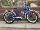 إطار العجلة سمين 26 بوصة حارّة عمليّة بيع شاطئ ثلج جبل [500و] دراجة كهربائيّة