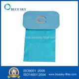 Saco de filtro de poeira de papel para uso doméstico e aspiradores de escritório
