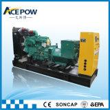 da potência silenciosa do motor Diesel de 500kw/625kVA Cummins gerador elétrico