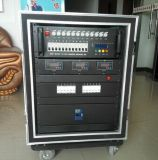 Energien-Input-Anschlusskasten der Nockensperre-400A mit dunklerem Satz