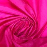tissu en nylon de plaine de nattes de 20d FDY pour le vêtement extérieur