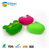 Cute Animal Shape Kids Silicone Coin Purse / Wallet