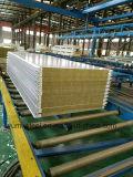 """Bord des laines de haute qualité de Rockwoolrock de panneaux """"sandwich"""" de polyuréthane"""