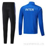 Самые лучшие куртки качества Таиланда, Tracksuit футбольной команды оптовой продажи горячий, Stock комплект тренировки футбола серии