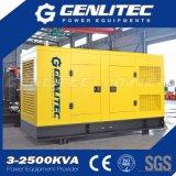Générateur diesel silencieux ouvert chinois de Ricardo de 12kVA à 250kVA