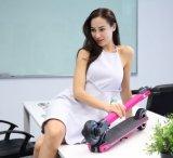E-Planche à roulettes chaude 6.5inch de vente de boudineuse de vent pliant Kickboard