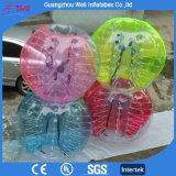 Красочные ПВХ и надувной мяч Zorb TPU органа в соответствии