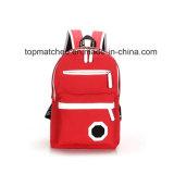 Moda marca personalizada mochila de exportação sacos escolar