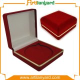 Boîte-cadeau de couleur de flanelle de mode de promotion