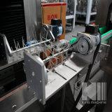 Máquina de etiquetado cada vez más pequeña del PVC de la funda automática de la escritura de la etiqueta