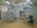 Indicatore luminoso/lampada Shadowless chirurgici capi di funzionamento diplomati Ce superiore di marca doppi LED del soffitto
