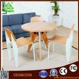 Table basse en bois régulière simple populaire de restaurant
