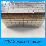 Blok 10X10X10mm van Yymag de Super Sterke Magneten van het Neodymium van de Zeldzame aarde