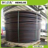 Pipe de faisceau de silicones de polyéthylène haute densité