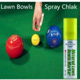 Pulverize Chalk lawn bowls Spray Marcador Marcador giz