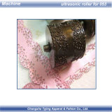 Macchina di fabbricazione di reticolo del merletto di ultrasuono