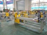 Automatische Gewebe-Tuch-Streifen-hydraulische Presse-stempelschneidene Maschine
