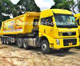 아프리카 대중적인 모형 380HP RHD FAW 트랙터 트럭