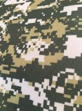 ткань Оксфорд полиэфира Оксфорд печатание 600d DTY рециркулированная тканью для курток