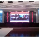 Cartelera publicitaria de interior de HD P6 SMD Digitaces LED