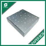 ボール紙の挿入が付いている卸し売りクリスマスのギフト用の箱