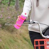 Bottiglia di acqua di plastica di compressione di 20 dell'oncia della bevanda sport della bottiglia