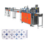 Пакеты для нескольких туалетной бумаги ткани объединение упаковочные машины