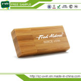 Venta al por mayor clásico de madera de memoria flash Stick