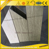 Nouvelle feuille de conception en aluminium pour les grains en bois Profil