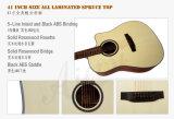 Aiersi китайская фабрики гитара всемирно известная акустическая (SG02SM-41)