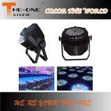 54X3w RGBW piscina DMX Fase Luz PAR LED