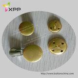 кнопка 2.0g/PCS 1.42g/PCS кнопки металла 15mm 21mm латунная