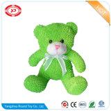 Ours en peluche blanc moelleux Séance personnalisée cadeau Jouet pour enfants