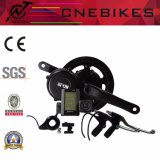 kit eléctrico de la conversión de la bicicleta de 48V 750W BBS02/motor impulsor central con garantía de calidad