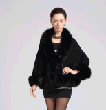 Nouvelle Mode Cape Fox Women's Coat