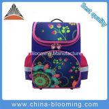 Backpack бабочки девушок пурпуровый ягнится мешок рюкзака школы Mochila водоустойчивый